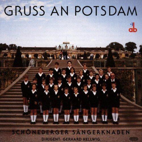 Schöneberger Sängerknaben - Gruss an Potsdam - Preis vom 20.10.2020 04:55:35 h