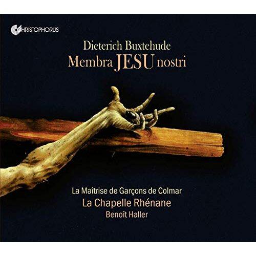 Steyer - Buxtehude: Membra Jesu Nostri BuxWV 75 - Preis vom 12.05.2021 04:50:50 h