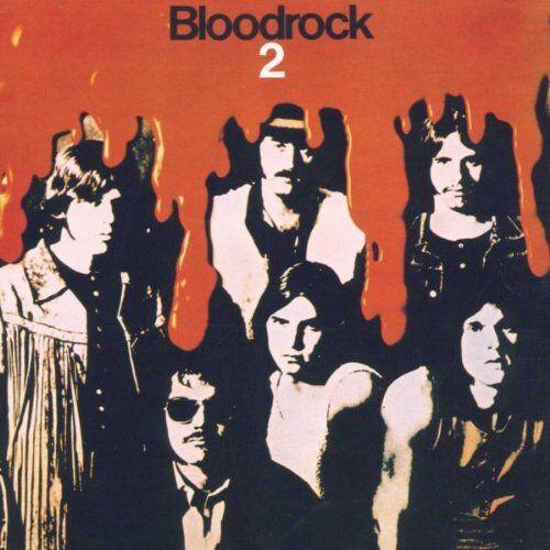 Bloodrock - Bloodrock 2 - Preis vom 20.10.2020 04:55:35 h