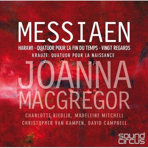 Joanna Macgregor - Joanna Macgregor:Messiaen - Preis vom 20.10.2020 04:55:35 h