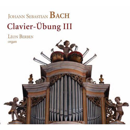 Léon Berben - Bach: Klavierübungen III - Preis vom 15.05.2021 04:43:31 h