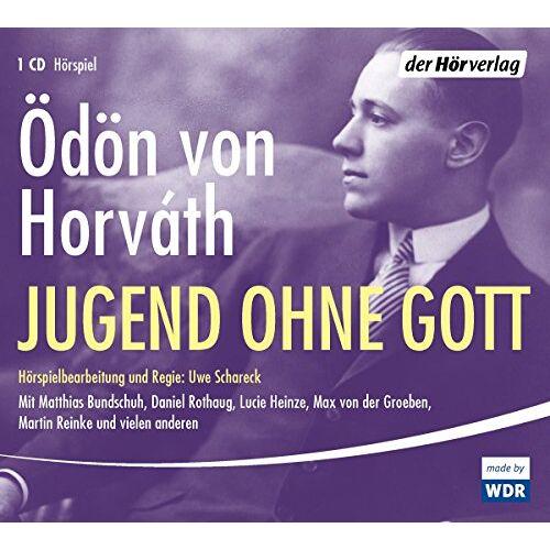 Horváth, Ödön von - Jugend ohne Gott - Preis vom 24.02.2021 06:00:20 h