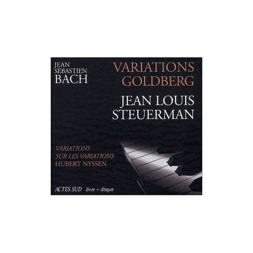 J.l. Steuermann - Variations Goldberg/+ - Preis vom 17.04.2021 04:51:59 h