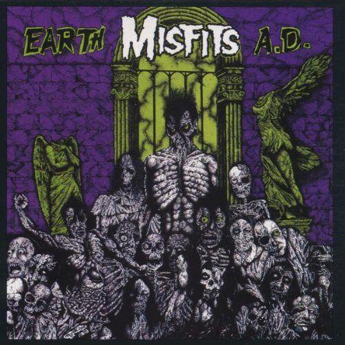 Misfits - Earth a.D./Die Die My Darling - Preis vom 20.07.2019 06:10:52 h