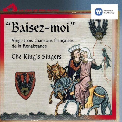 the King'S Singers - Baisez-Moi!-Vsm - Preis vom 17.04.2021 04:51:59 h