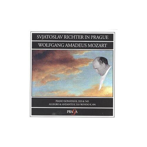 Mozart:Richter - Richter, S. Haydn / Mozart Klavier so - Preis vom 10.04.2021 04:53:14 h