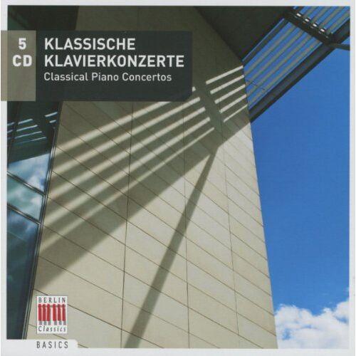 Various - Klassische Klavierkonzerte - Preis vom 18.04.2021 04:52:10 h