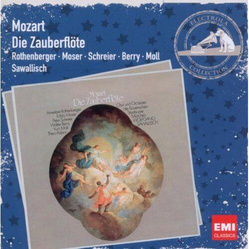 Edda Moser - Die Zauberflöte - Preis vom 25.02.2021 06:08:03 h