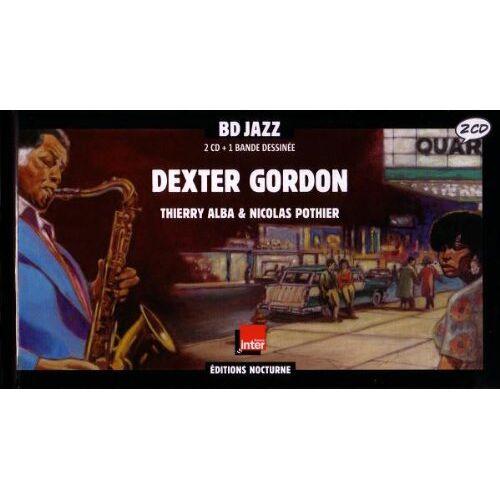 Dexter Gordon - Bd Jazz-Gordon Dexter (+Buch) - Preis vom 18.10.2020 04:52:00 h