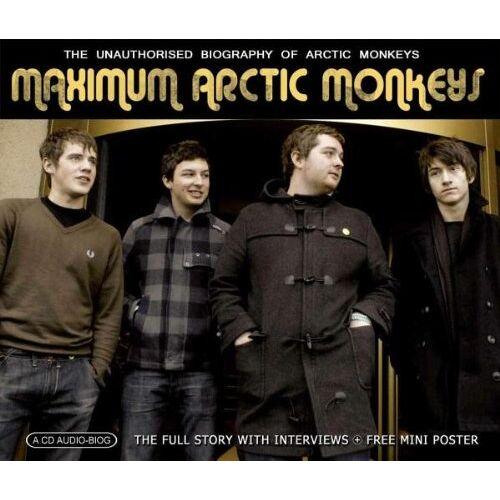Arctic Monkeys - Maximum Arctic Monkeys - Preis vom 09.04.2021 04:50:04 h