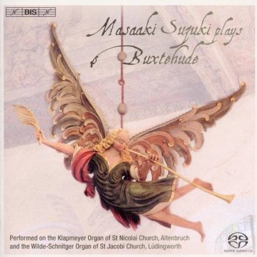 Masaaki Suzuki - Masaaki Suzuki Plays Buxtehude - Preis vom 12.05.2021 04:50:50 h