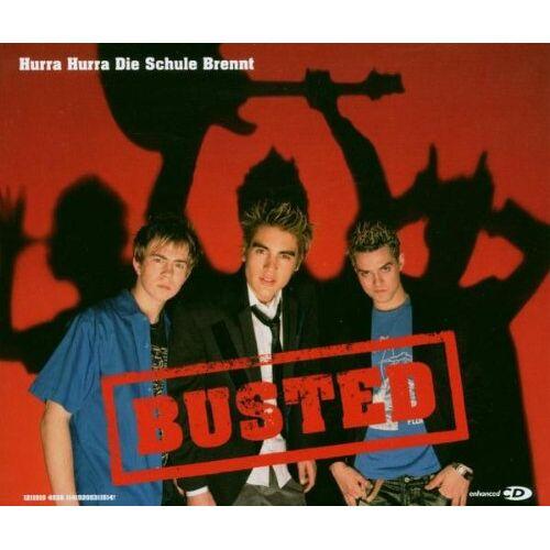 Busted - Hurra Hurra die Schule Brennt - Preis vom 28.02.2021 06:03:40 h