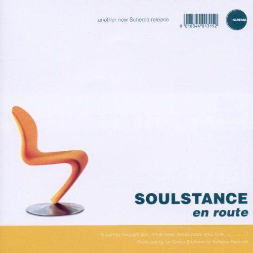 Soulstance - En Route - Preis vom 22.01.2021 05:57:24 h