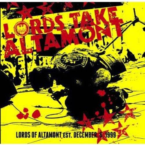 Lords of Altamont - Lords Take Altamont - Preis vom 16.04.2021 04:54:32 h