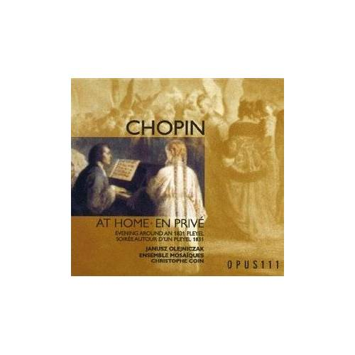 F. Chopin - Chopin 5. At Home - Preis vom 08.04.2021 04:50:19 h