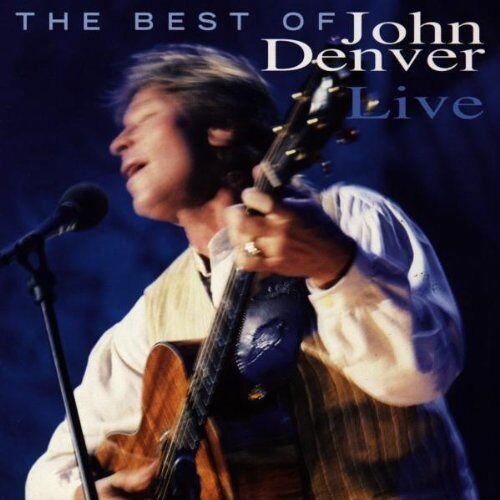 John Denver - The Best of John Denver Live - Preis vom 11.04.2021 04:47:53 h