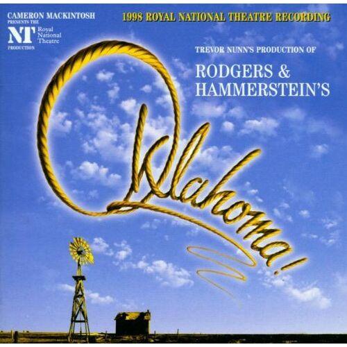 National Theatre Recording 1998 - Oklahoma (Gesamtaufnahme 1998) [London Revival Cast] - Preis vom 08.12.2019 05:57:03 h