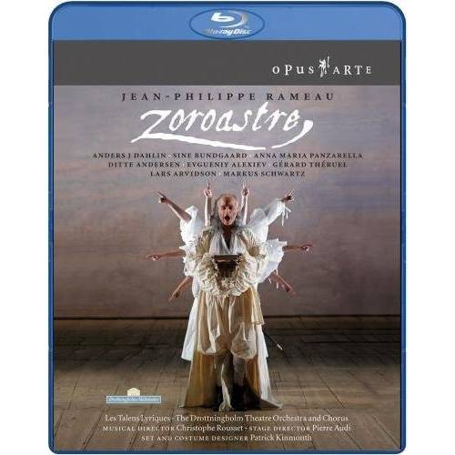 Olivier Simonnet - Jean-Philippe Rameau - Zoroastre [Blu-ray] - Preis vom 19.04.2021 04:48:35 h