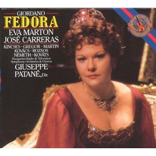 Eva Marton - Giordano: Fedora - Preis vom 20.10.2020 04:55:35 h