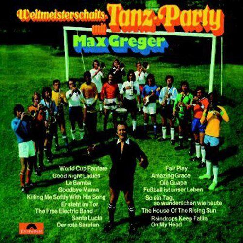 Max Greger - Weltmeisterschafts-Tanz-Party - Preis vom 28.10.2020 05:53:24 h