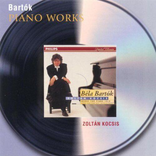 Zoltan Kocsis - Klavierwerke - Preis vom 22.10.2019 05:05:54 h