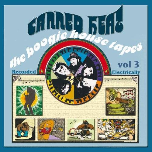 Canned Heat - The Boogie House Tapes Vol.3 - Preis vom 20.10.2020 04:55:35 h