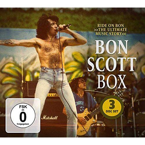 Ac/Dc - Bon Scott Box [Musikkassette] [Musikkassette] - Preis vom 30.10.2020 05:57:41 h