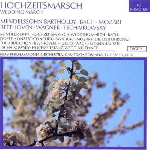 Josef Brezina - Hochzeitsmarsch - Preis vom 18.02.2020 05:58:08 h