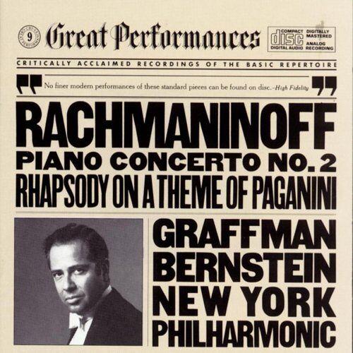 Sergej Rachmaninow - Ct Pno 2/Rhaps Paganini - Preis vom 19.01.2021 06:03:31 h