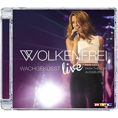 Wolkenfrei - Wachgeküsst (Live) [CD] - Preis vom 28.02.2021 06:03:40 h