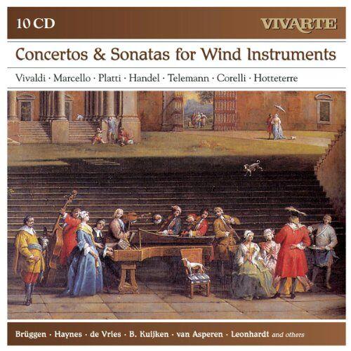 Various - Konzerte & Sonaten für Holzblasinstrumente - Preis vom 26.01.2021 06:11:22 h