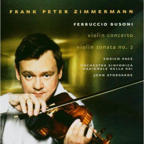 Frank Peter Zimmermann - Violinkonzert/Violinsonate 2 - Preis vom 09.04.2021 04:50:04 h
