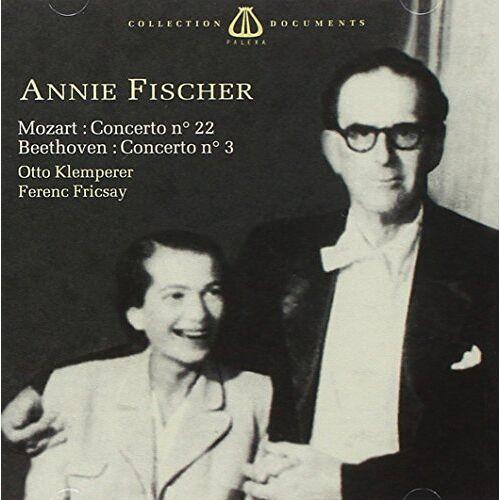 Annie Fischer - Konzert Fuer Klavier Nr1 - Preis vom 26.02.2021 06:01:53 h
