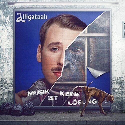 Alligatoah - Musik Ist Keine Lösung - Preis vom 26.01.2021 06:11:22 h