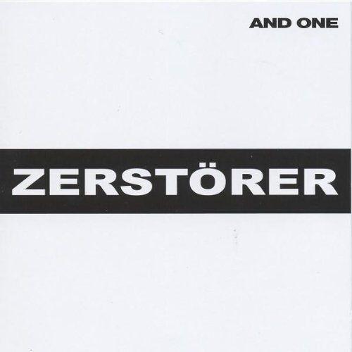 And One - Zerstörer (Ep) - Preis vom 20.10.2020 04:55:35 h