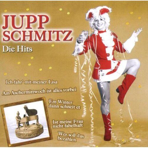 Jupp Schmitz - Die Hits Von Jupp Schmitz - Preis vom 21.01.2021 06:07:38 h