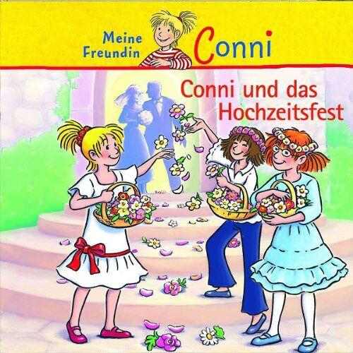 Conni - 24: Conni und das Hochzeitsfest - Preis vom 22.09.2019 05:53:46 h