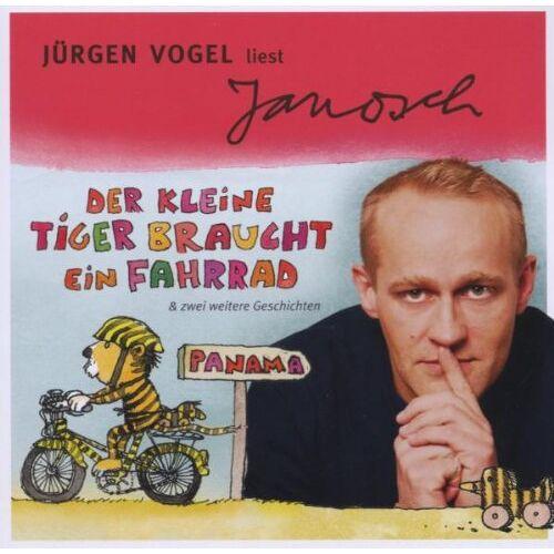 Jürgen Vogel - Der Kleine Tiger Braucht Ein Fahrrad - Preis vom 28.02.2021 06:03:40 h