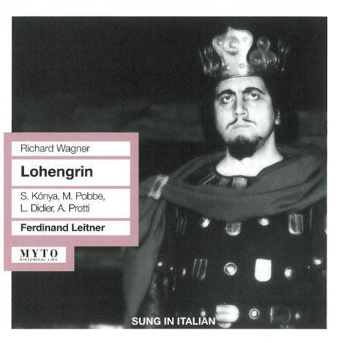 Konya - Lohengrin: Konya,Pobbe,Didier,Protti - Preis vom 03.05.2021 04:57:00 h