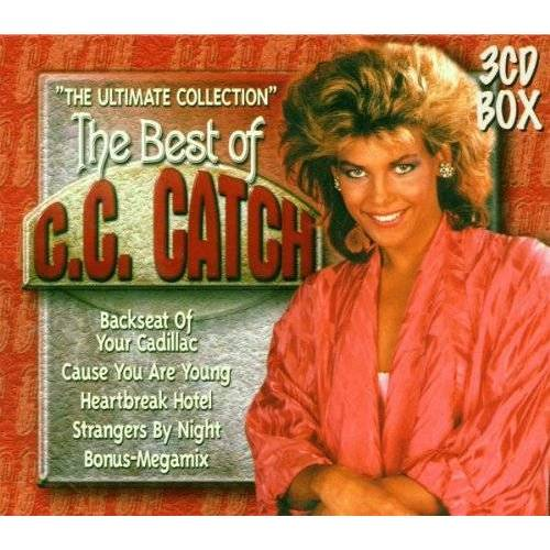 C.C. Catch - Best of C.C.Catch - Preis vom 11.04.2021 04:47:53 h