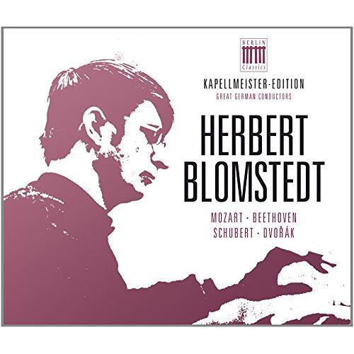 Herbert Blomstedt - Kapellmeister-Edition 4-Herbert Blomstedt - Preis vom 27.02.2021 06:04:24 h