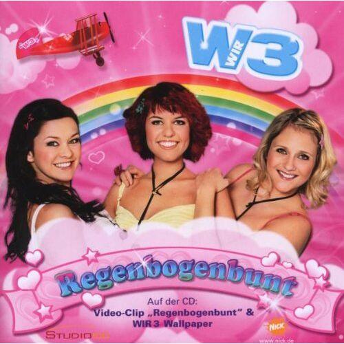 Wir 3 - Regenbogenbunt - Preis vom 22.01.2020 06:01:29 h