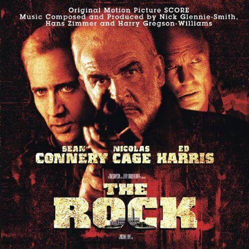 Nick Glennie-Smith - The Rock - Preis vom 21.01.2021 06:07:38 h