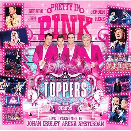 Toppers - Toppers In Concert 2018 - Pretty In Pink - Preis vom 14.04.2021 04:53:30 h