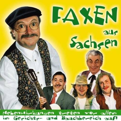 Various - Faxen aus Sachsen - Preis vom 08.04.2021 04:50:19 h
