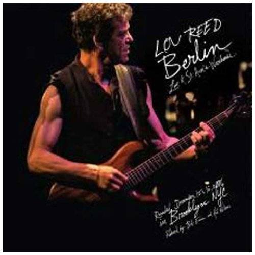 Lou Reed - Berlin:Live at St.Ann's Warehouse - Preis vom 13.04.2021 04:49:48 h