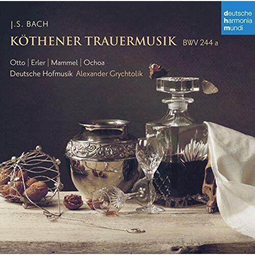 Deutsche Hofmusik - Köthener Trauermusik Bwv 244a - Preis vom 20.10.2020 04:55:35 h