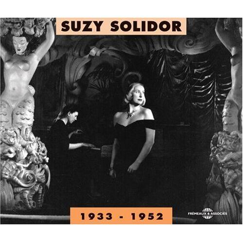 Suzy Solidor - Suzy Solidor 1933-1952 - Preis vom 16.04.2021 04:54:32 h