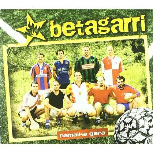 Betagarri - Hamaika Gara - Preis vom 04.09.2020 04:54:27 h