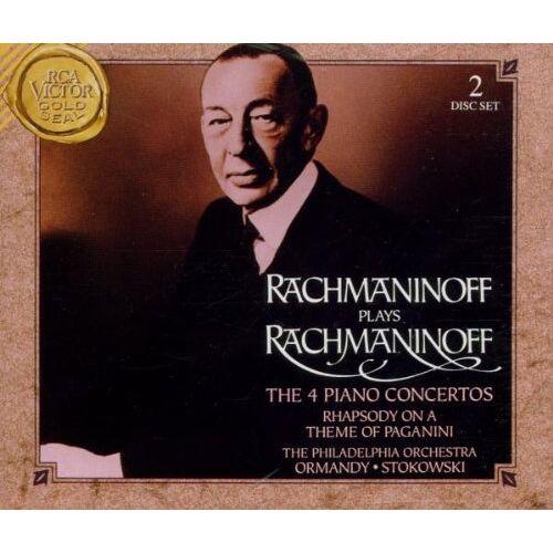 Rachmaninoff - 4 Klavierkonzerte - Preis vom 24.02.2021 06:00:20 h